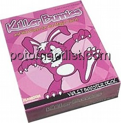 Killer Bunnies: Violet Booster Expansion Box