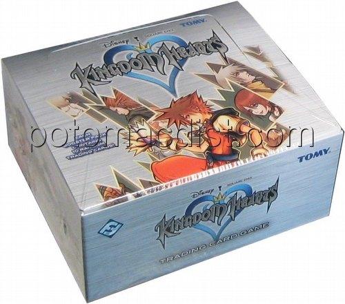 Kingdom Hearts: Base Set Booster Box