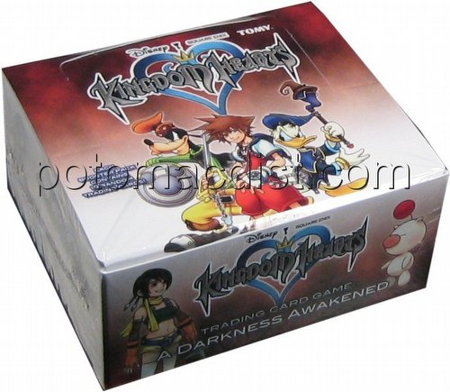 Kingdom Hearts: A Darkness Awakened Booster Box