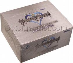 Kingdom Hearts: Base Set Key Pack Box