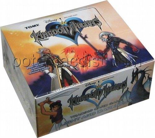 Kingdom Hearts: Light & Darkness Booster Box