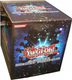 Konami Yu-Gi-Oh Duelist 4-Pocket Portfolio Display Box [12 portfolios]
