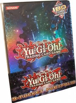 Konami Yu-Gi-Oh Duelist 9-Pocket Portfolio