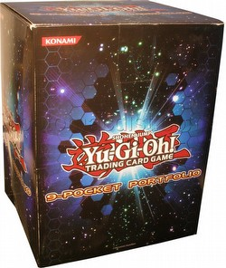 Konami Yu-Gi-Oh Duelist 9-Pocket Portfolio Display Box [12 portfolios]