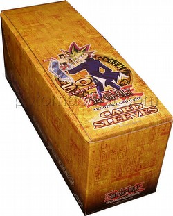Konami Yu-Gi-Oh Card Back Card Sleeves (Deck Protectors) Box
