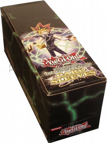 Konami Yu-Gi-Oh Yugi & the Seal of Orichalcos Card Sleeves (Deck Protectors) Box