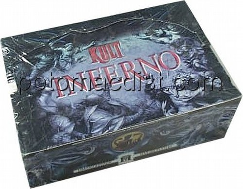 Kult: Inferno Booster Box