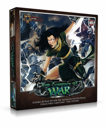 Legend of the Five Rings [L5R]: The Currency of War Learn to Play Set
