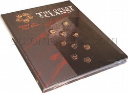 Legend of the Five Rings [L5R] Role Playing Game [RPG]: 4th Edition The Great Clans Book (HC)
