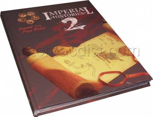Legend of the Five Rings [L5R] Role Playing Game [RPG]: 4th Edition Imperial Histories 2 Book