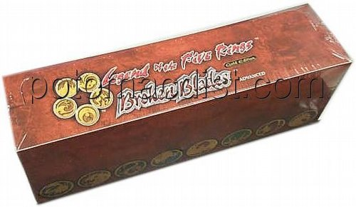 Legend of the Five Rings [L5R] CCG: Broken Blades Starter Deck Box