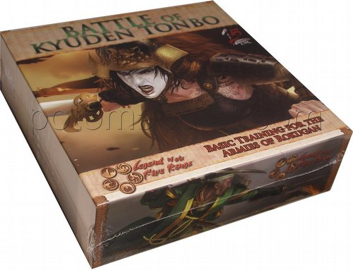 Legend of the Five Rings [L5R] CCG: Battle of Kyuden Tonbo Boxed Set