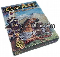Legend of the Five Rings [L5R] CCG: Clan War Cavalry Exp.