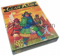 Legend of the Five Rings [L5R] CCG: Clan War Toturi/Yoritomo Exp.