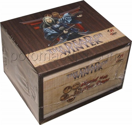 Legend of the Five Rings [L5R] CCG: Dead of Winter Booster Box