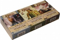 Legend of the Five Rings [L5R] CCG: Dead of Winter Starter Deck Set [Crane, Mantis, Spider decks)
