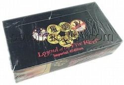 Legend of the Five Rings Disk Wars: Imperial Booster Box