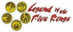 Legend of the Five Rings [L5R] CCG: Drums of War Starter Deck Set [Lion, Unicorn, Dragon]
