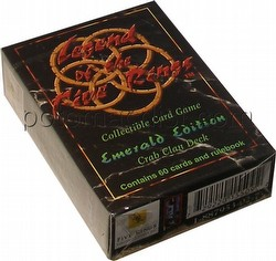 Legend of the Five Rings [L5R] CCG: Emerald Edition Crab Starter Deck