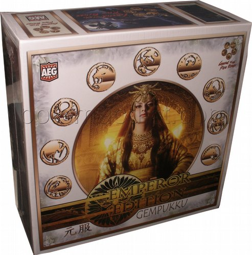 Legend of the Five Rings [L5R] CCG: Emperor Edition Gempukku Starter Deck Box