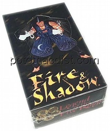Legend of the Five Rings [L5R] CCG: Fire and Shadow Booster Box