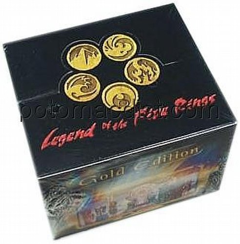 Legend of the Five Rings [L5R] CCG: Gold Booster Box
