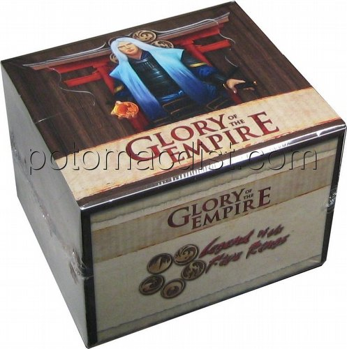 Legend of the Five Rings [L5R] CCG: Glory of the Empire Booster Box