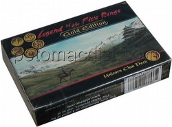 Legend of the Five Rings [L5R] CCG: Gold Edition Unicorn Starter Deck