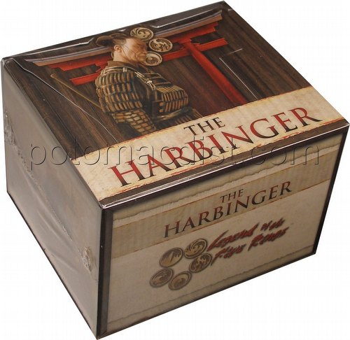 Legend of the Five Rings [L5R] CCG: The Harbinger Booster Box