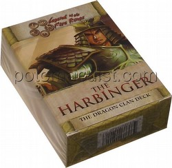 Legend of the Five Rings [L5R] CCG: The Harbinger Dragon Starter Deck