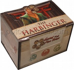 Legend of the Five Rings [L5R] CCG: The Harbinger Starter Deck Box