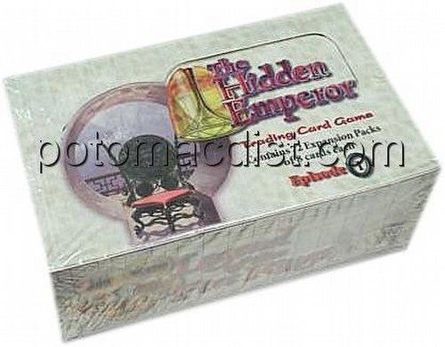 Legend of the Five Rings [L5R] CCG: Hidden Emperor Series 1 Booster Box