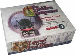 Legend of the Five Rings [L5R] CCG: Hidden Emperor Series 5 Combo Box