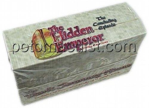 Legend of the Five Rings [L5R] CCG: Hidden Emperor Dark Journey Home Booster Box