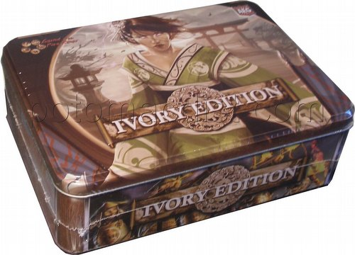 Legend of the Five Rings [L5R] CCG: Ivory Edition Booster Box
