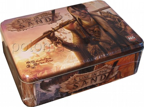 Legend of the Five Rings [L5R] CCG: A Line in the Sand Booster Box