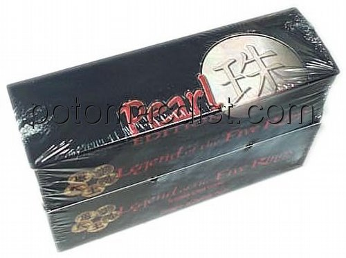 Legend of the Five Rings [L5R] CCG: Pearl Booster Box
