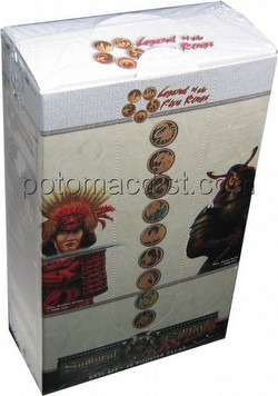 Legend of the Five Rings [L5R] CCG: Samurai Edition: Banzai Booster Box
