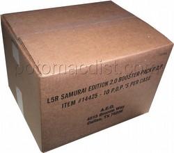 Legend of the Five Rings [L5R] CCG: Samurai Edition: Banzai Booster Box Case [10 boxes]