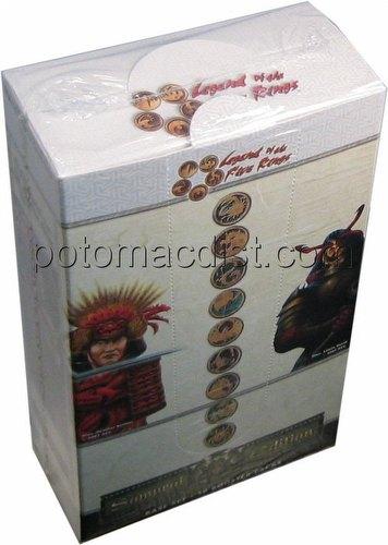 Legend of the Five Rings [L5R] CCG: Samurai Edition Booster Box