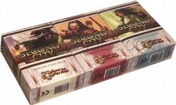 Legend of the Five Rings [L5R] CCG: Second City Starter Deck Set [Dragon, Mantis, Scorpion]