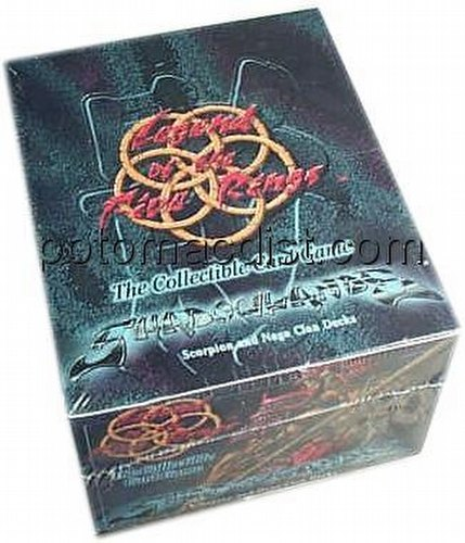 Legend of the Five Rings [L5R] CCG: Shadowlands Starter Deck Box