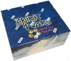 Legend of the Five Rings [L5R] CCG: Spirit Wars Starter Deck Box