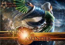 Legend of the Five Rings [L5R] CCG: Torn Asunder Booster Box Case [10 boxes]