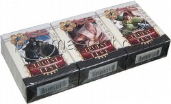 Legend of the Five Rings [L5R] CCG: Truest Test Starter Deck Set [Dragon, Unicorn, Spider]
