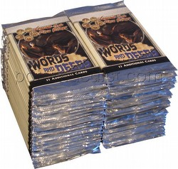 Legend of the Five Rings [L5R] CCG: Words and Deeds Booster Pack Lot [48 Packs]