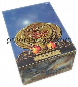 LBS: Secrets & Lies Starter Deck Box
