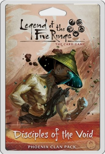 Legend of the Five Rings (L5R) LCG: Disciples of the Void Phoenix Clan Pack