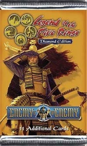Legend of the Five Rings [L5R] CCG: Enemy of My Enemy Booster Pack