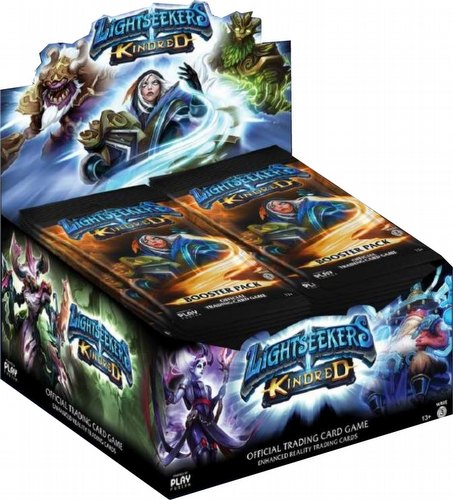 Lightseekers: Kindred Booster Box